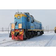 Оказание услуг по предоставлению локомотивной тяги тепловозом фото