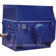 Электродвигатель ДАЗО4 400ХК 6М 250/1000 кВт/об фото