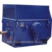 Электродвигатель ДАЗО4 450У 6М 630/1000 кВт/об фото