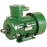 Электродвигатель взрывозащищённый ВА 160М8; 11 кВт/750 фото