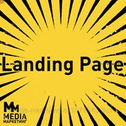 Landing Page фото