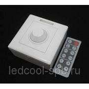 Диммер-панель 20005016 LN-DMX-IR12B (12/24V, ПДУ, панель)