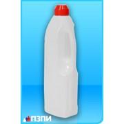 Пластиковый флакон под средства для прочистки труб Ф10 фото