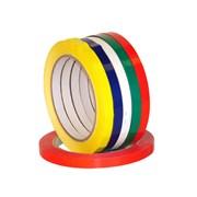 Лента клейкая для клипсатора, цветная  фото