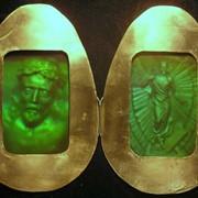 Пасхальное яйцо - голограммы фото