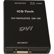 Повторитель DVI-D DM100 предназначен для усиления DVI-D Single Link сигнала и устранения паразитного сдвига фаз между его составляющими фото