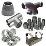 Комплектующие для трубопроводов: манжеты, кольца, фланцев, фитингов. фото