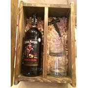 Подарочная коробка для вина фото