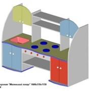 Кухня игровая Маленький повар фото
