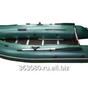 Двухместная лодка ПВХ СОКОЛ 330V (киль) под мотор фото