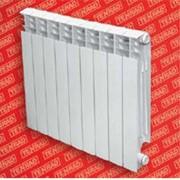Алюминиевые секционные радиаторы фото