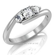 Кольца с бриллиантами A30778-1 фото