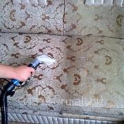 Химчистка мягкой мебели на дому в Саратове. фото