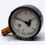 Манометр МТП-100 0-4 кГс/см² фото
