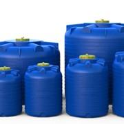 Емкости цилиндрические для питьевой воды и дизельного топлива фото