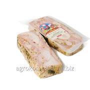 Продукт из мяса птицы рулет Сказочный вареный, высший сорт фото