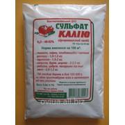 Сульфат калия (калий сернокислый) 0,5кг K-52% фото