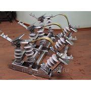 Разъединитель линейный качающегося типа РЛК-1а-10.IV/400 фото