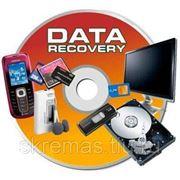 Восстановление данных с жестких дисков и raid-массивов фото