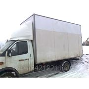Увеличить фургон изотермический на газель база 4,20 м. фото