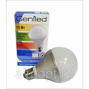 Светодиодная лампа Geniled Е27 15w фото