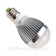 Светодиодная лампа DIORA (Диора) 5Вт. Цоколь E27 холодный фото