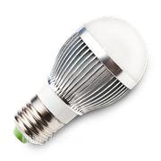 Светодиодная лампа DIORA (Диора) 3Вт. Цоколь E27 холодный фото