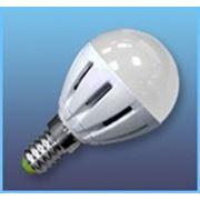 Светодиодная лампа ASD 3.5 Вт Е14 фото
