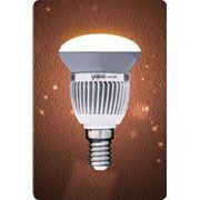 Cветодиодная лампа зеркальная R50 5W фото