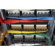 Монтаж СКС — структурированные кабельные системы. Монтаж локальных сетей скс и компьютерные сети фото