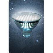 Светодиодная лампа MR16 GU5.3 2,5W АС220-240V фото