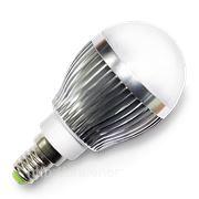 Светодиодная лампа DIORA (Диора) 3Вт. Цоколь E14 теплый фото