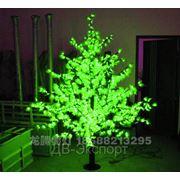 Светодиодное дерево. Клен. фото