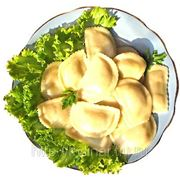 Вареники с картофелем фото