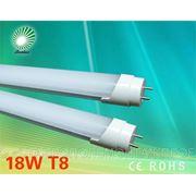 Светодиодная лампа ZH-T8-120-18W-002 в замен обычной люминисцентной лампы