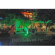 Зеленый светодиодный прожектор с линзами Solaris LL-45p(G)(Y) 45Вт 1400Лм фото