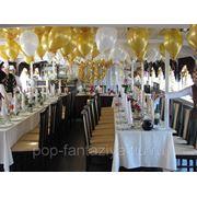 Банкетный зал на свадьбу фото