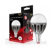 Лампа светодиодная ,теплый свет 3 W фото