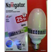 Navigator E27 25w - светодиодная лампа фото
