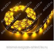 Arhled Лента светодиодная SMD 3528, желтая, НЕ влагозащищенная фото