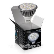 Лампа Gauss LED MR16 4W GU5.3 AC220-240V 4100K фото