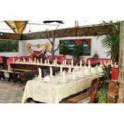 Ресторан. Зал «Роза ветров» Вместимость до 120 чел. фото