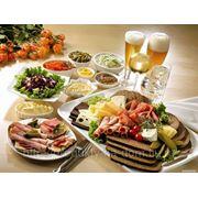 Доставка еды из ресторана фото