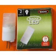 Светодиодная лампа G4 12v 2w фото