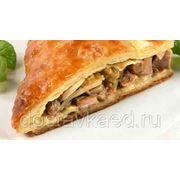 Пирог с мясом на заказ фото