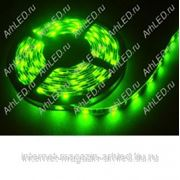 Arhled Лента светодиодная SMD 3528, зеленая, влагозащищенная фото