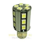 Светодиодная лампа PY21W-20s54 (Оранжевый) фото