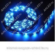 Arhled Лента светодиодная SMD 3528, синяя, НЕ влагозазщищенная фото