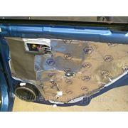 Шумоизоляция виброизоляция автомобиля фото
