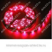 Arhled Лента светодиодная SMD 3528, красная, НЕ влагозащищенная фото